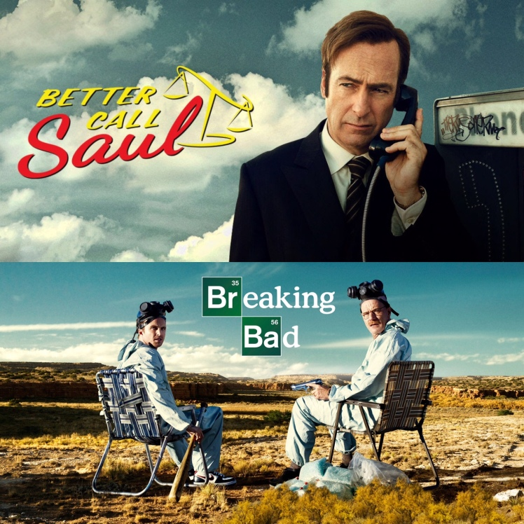 Better call Saul:Breaking Bad