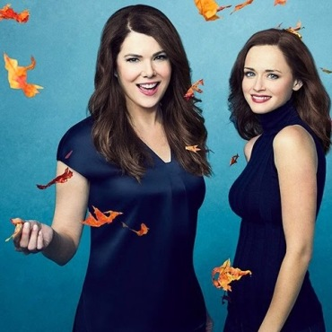 Gilmore Girls fall
