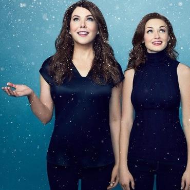 Gilmore Girls snow