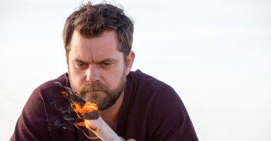"Joshua Jackson in ""The Affair.""Credit...Paul Sarkis:Showtime"